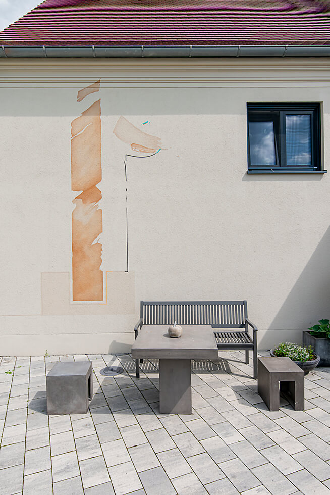 Maler Schömer - Fassadengestaltung